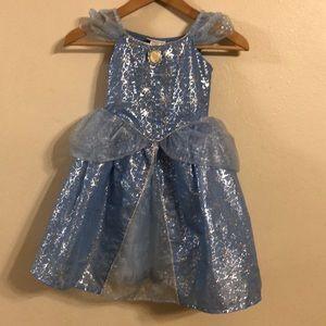 Disney Parks Authentic Cinderella dress